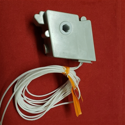 1 Cord Tilter Modified Hex Hole Low Profile For