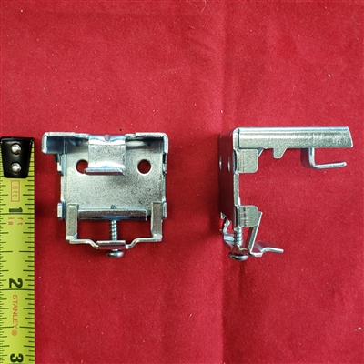 Hidden Installation Brackets For Mini Blinds Pack Of 2