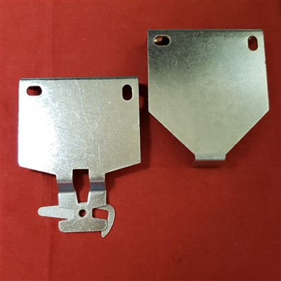Kit Large Pair Roller Shade Brackets 1 1 2 Quot Projection