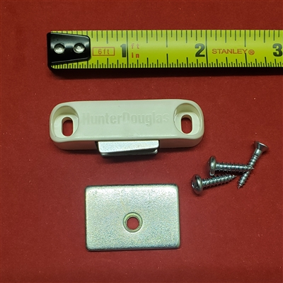 Designer Magnet Assembly Kit White Hunter Douglas