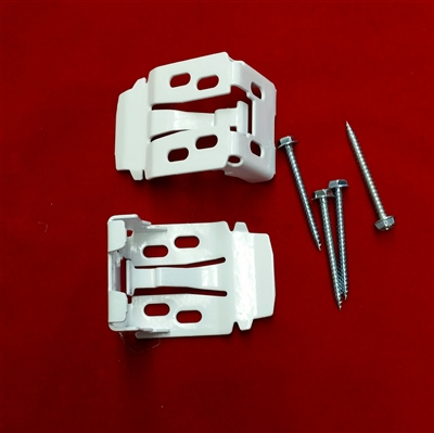 Kit Vignette Installation Brackets Metal Pack Of 2