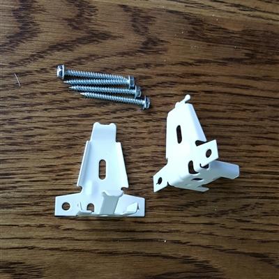Kit 1 1 4 Quot Installation Brackets For Hunter Douglas Pack