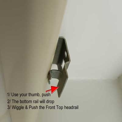 Videos How To Install Brackets For Blinds Shades