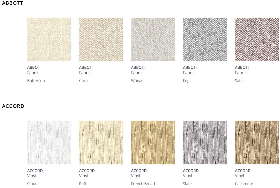 Fabric Amp Color For Somner Custom Vertical Blind By Hunter