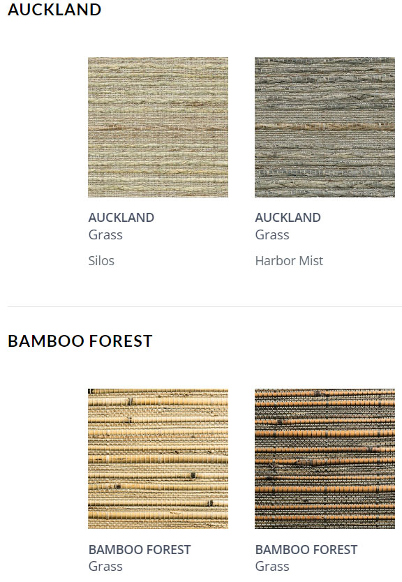 Woven Wood Provenance Fabric Amp Color