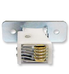 Swivel Cord Lock For Roman Shade 4 Divider