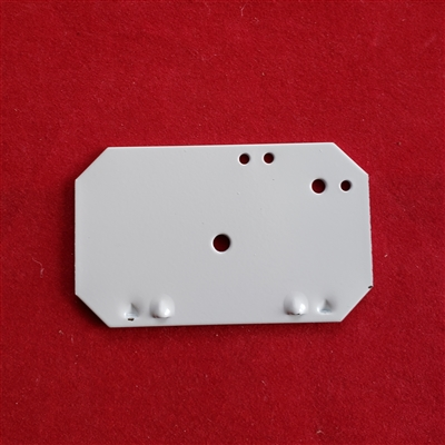 End Plate For Vertiglide Headrail Duette Applause By