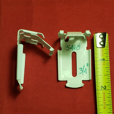 Kit 2 Ultraglide 3 4 Quot Installation Brackets For Hunter