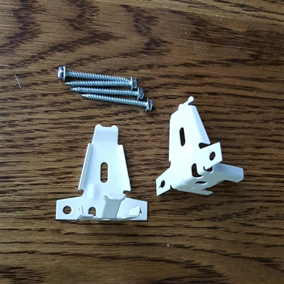 Kit 1 1 4 Quot Installation Brackets For Hunter Douglas Pack