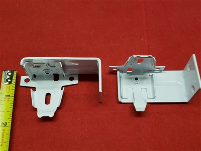 Kit End Mount Installation Brackets For Honeycomb Duette